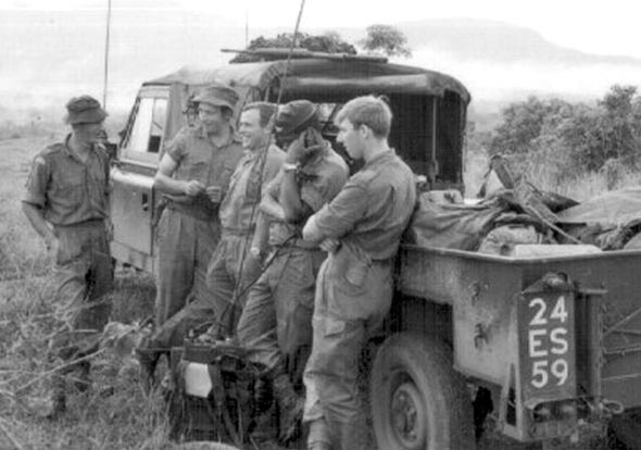 95 Commando Regiment Malaya