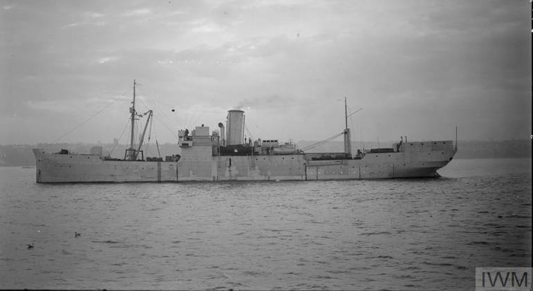 HMS Fidelity