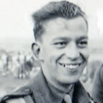 Lieut. Philip Walton No 2 Commando