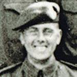 CSM Reginald Buttress 46RM Commando