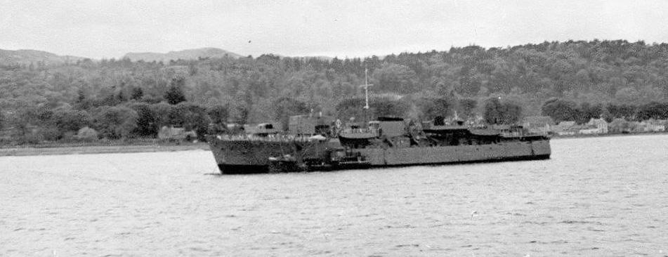 HMS Queen Emma