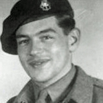 Colin Anson 3 troop No 10 Commando