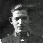 Pte. Arthur Betts 5 Commando