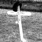 Original grave of Fusilier Jones 3 Commando