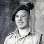 Pte. RF Dickie 9 Commando