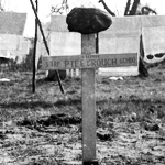 Grave of Pte Crouch 6 Commando