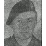 Alfred Charles Cook 45 Commando