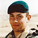 CSgt Aaron Winter CTCRM
