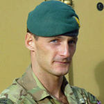 Capt Richard holloway 24 commando