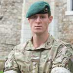 Captain Owen Edward Davis 40 Commando