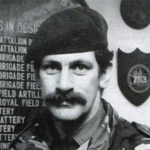 Captain William McCracken 29 Commando