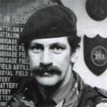 Captain William McCracken 29 Commando