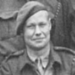 Lieutenant William Clibborn 2 Commando