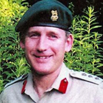 Col Richard Pickup SBS