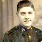 Corporal Frank Goodenough 45 Royal Marine Commando