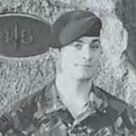 Dominic Erskine 45 commando
