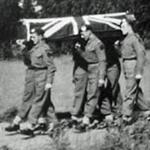 Funeral of Fus. Joseph Ball No 4 Commando