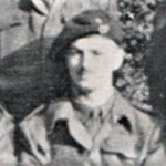 Captain Leslie Grant 48 Commando