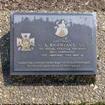 Grave of Lieut Knowland VC