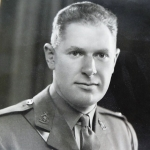 Second Lieutenant Kenneth Mackee RAOC