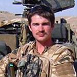 Lieut. John Thornton 40 Commando