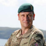 Lieutenant Colonel Tony De Reya