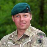 Lt Col. Matthew Jackson 40 Commando