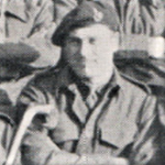 Major John Freeman SAUDF