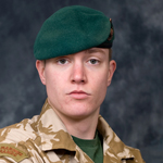 Mne Anthony Hotine 40 Commando