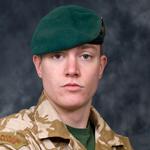 Mne Anthony Hotine 40 Commando