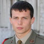 Marine, Acting Corporal, Bradley Malone CGC