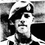 Marine Peter Pritchard 42 Commando
