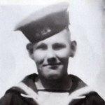 Able Seaman Neville Burgess 14 Commando
