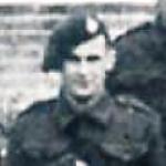 Marine O'Rourke 46 commando
