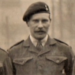 Captain Peter Cruden 12 and 6 Commando