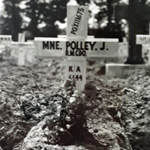 Grave of Marine Joseph Polley