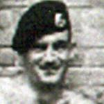RSM Joseph Redman 1 Commando