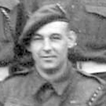 LCpl Richard Sims MM 2 commando