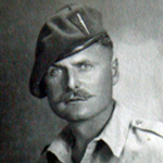 TSM George Hutton DCM 2 Commando