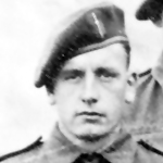 Sergeant William Rudge DCM 2 Commando