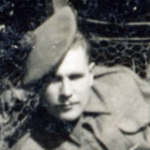 Corporal Ted Douglas MM