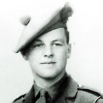 2nd Lieut Bill Watson MC 2 Commando