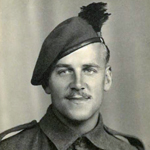 LSgt Clifford Searle DCM 9 Commando