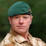 Cpl. Stephen Walker 40 Commando