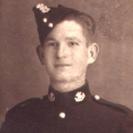 Pte James Mather 50ME Commando