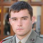 Marine Steven Nethery 45 Commando