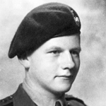 Capt. Philip Kemble Walter Johnson 46RM Commando