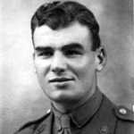 Lieut. John Roderick MC, No 2 Commando