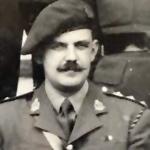 Capt Brian Lees 2 Commando and CBTC