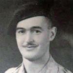 Rfn. John Vodden 9 Commando
